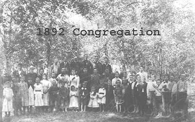 The 1892 Congregation